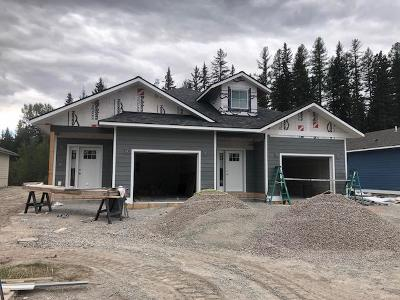 Flathead County Single Family Home For Sale: 107 Great Nothern Drive