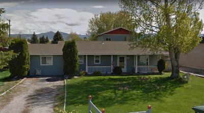 Corvallis Single Family Home For Sale: 1012 Water Street