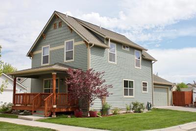 Missoula Single Family Home For Sale: 4319 Addington Drive