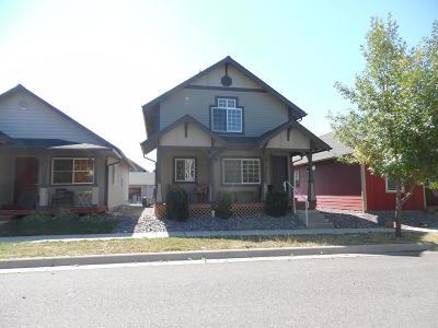 Missoula Single Family Home For Sale: 4449 Addington Drive
