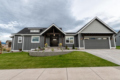 Missoula Single Family Home For Sale: 2653 Bunkhouse Place