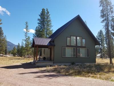 Seeley Lake Single Family Home For Sale: 232 Frontier Drive