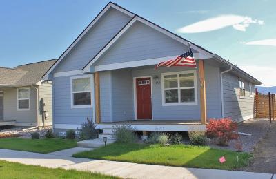 Missoula Single Family Home For Sale: 1165 Village Way