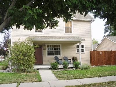 Missoula Single Family Home For Sale: 226 North Garfield Street