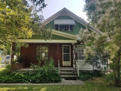 Hamilton Single Family Home For Sale: 262 Cooper Lane