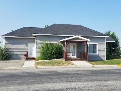Hamilton Single Family Home For Sale: 301 North 2nd Street