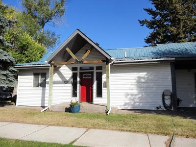 Kalispell Single Family Home For Sale: 135 & 141 West Washington Street