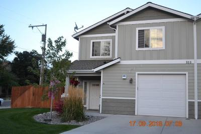 Missoula Single Family Home For Sale: 810 A Schilling Street