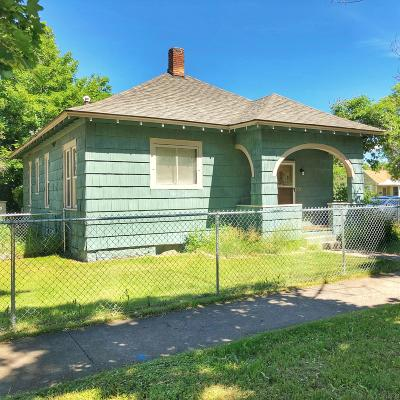 Missoula Single Family Home Under Contract Taking Back-Up : 601 Brooks Street