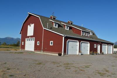 Kalispell MT Single Family Home For Sale: $1,275,000