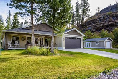 Bigfork Single Family Home For Sale: 2019 Silvertip Drive South