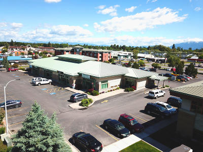 Flathead County Commercial Lease For Lease: Us Highway 93 South