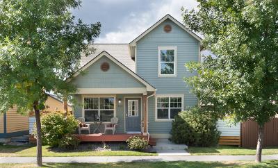 Missoula Single Family Home For Sale: 4723 Potter Park Loop