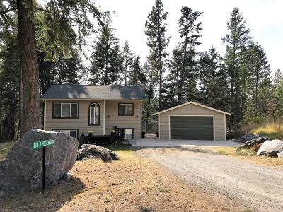 Flathead County Single Family Home For Sale: 134 Ledgewood Drive