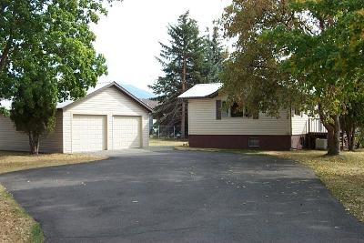 Columbia Falls Single Family Home For Sale: 185 Veteran Drive