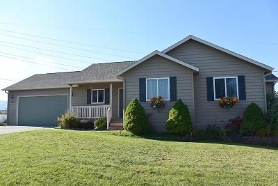 Missoula Single Family Home For Sale: 6833 Kelsey Court