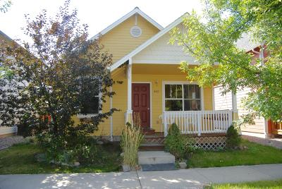 Missoula Single Family Home For Sale: 4437 Chesapeake Way
