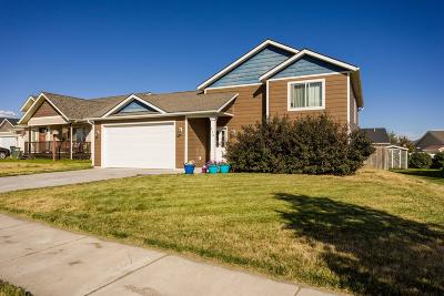 Kalispell Single Family Home For Sale: 215 Jackson Peak Drive