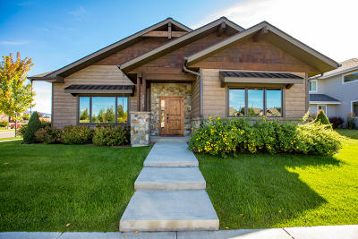 Flathead County Single Family Home For Sale: 5003 Portage Way