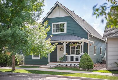 Missoula MT Single Family Home For Sale: $279,900