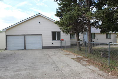 Kalispell Single Family Home For Sale: 812 9th Avenue West