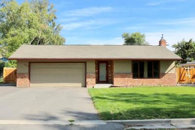Missoula MT Single Family Home Under Contract Taking Back-Up : $325,000