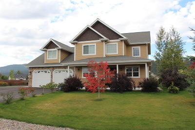Kalispell Single Family Home For Sale: 130 Rocky Meadows Loop