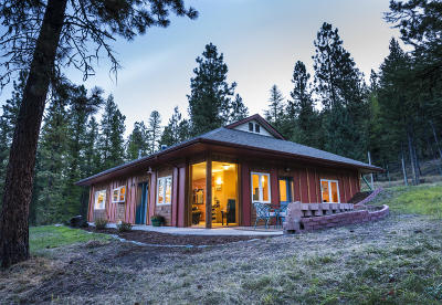 Flathead County Single Family Home For Sale: 261 Highland Meadow Road