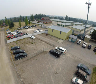 Flathead County Commercial Under Contract Taking Back-Up : 1081 Whitefish Stage Road