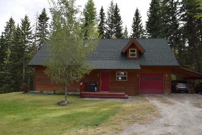 Kalispell Single Family Home For Sale: 64 Creekwood Trail