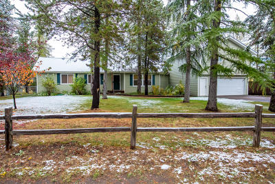 Flathead County Single Family Home For Sale: 268 River Drive