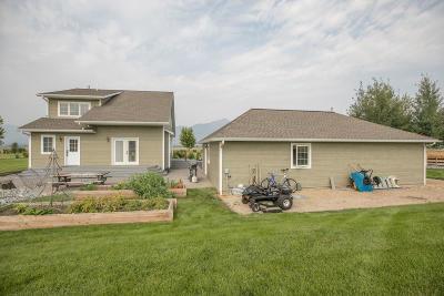 Stevensville Single Family Home For Sale: 321 Lonesome Pine Trail