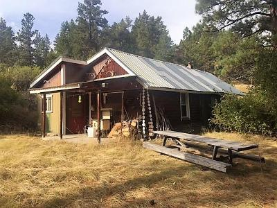 Cascade MT Single Family Home For Sale: $159,000