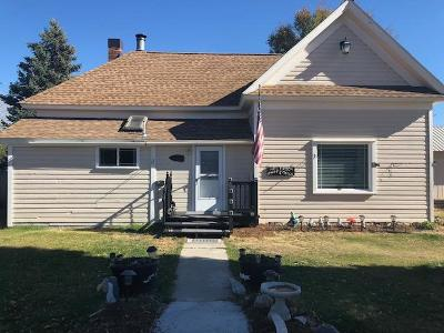 Victor Single Family Home For Sale: 257 4th Avenue
