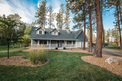 Kalispell Single Family Home Under Contract Taking Back-Up : 120 Jack Pine Drive
