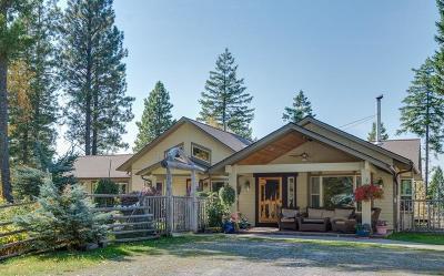 Flathead County Single Family Home For Sale: 60 Big Cedar