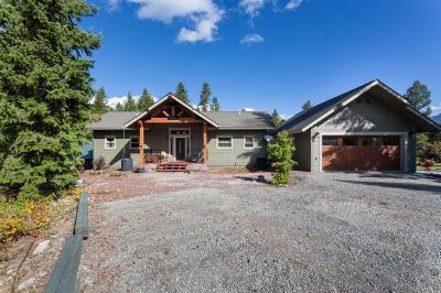 Flathead County Single Family Home For Sale: 245 Beta Road