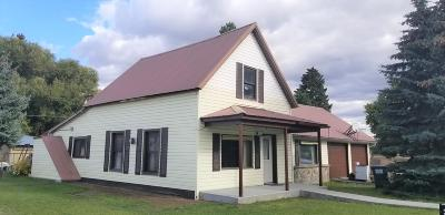 Corvallis Single Family Home For Sale: 1008 Market Street