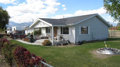 Corvallis Single Family Home For Sale: 262 North Birch Creek Road