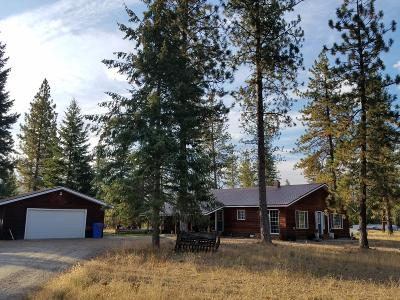 Lincoln County Single Family Home For Sale: 96 Gold Dust Trail