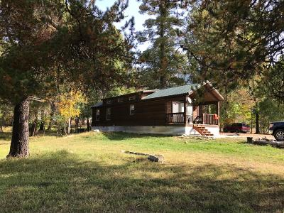 Trout Creek Single Family Home Under Contract Taking Back-Up : 9 Timber Lane