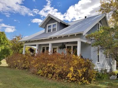 Kalispell Single Family Home Under Contract Taking Back-Up : 724 Sunnyside Drive