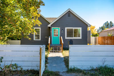 Kalispell Single Family Home For Sale: 743 9th Avenue West
