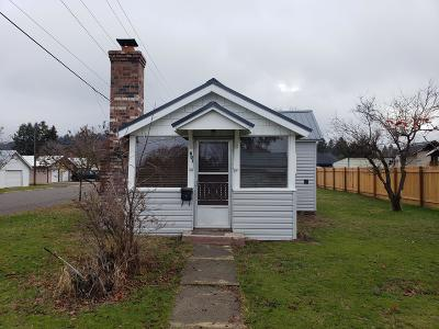 Lincoln County Single Family Home Under Contract Taking Back-Up : 801 Wisconsin Avenue
