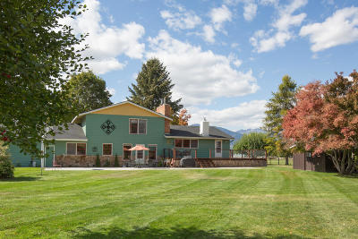 Corvallis Single Family Home For Sale: 286 Christofferson Lane