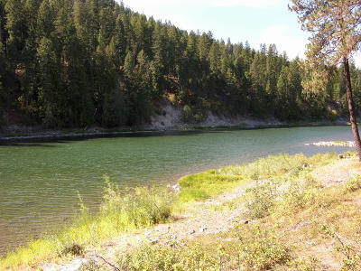 Sanders County Residential Lots & Land For Sale: Donlan Flats Road