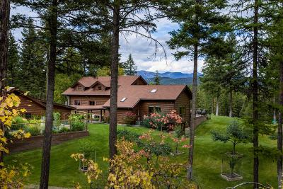 Flathead County Single Family Home For Sale: 227 Notta Road