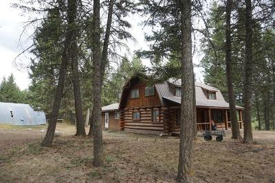 Kalispell Single Family Home Under Contract Taking Back-Up : 1105 Mountain Meadow Road