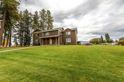 Kalispell Single Family Home Under Contract with Bump Claus: 15 Addison Court