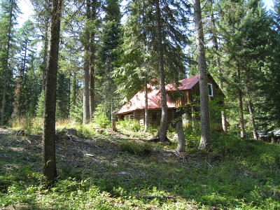 Flathead County Single Family Home For Sale: 1275 Good Creek Road